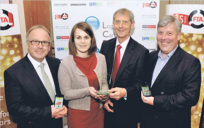 Freight Transport Association's Logistics Carbon Reduction Scheme – May 2014